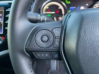 2019 Toyota Camry AXVH71R Ascent Sport White 6 Speed Constant Variable Sedan Hybrid