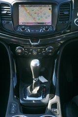 2016 Holden Commodore VF II MY16 SV6 Black Black 6 Speed Sports Automatic Sedan
