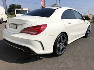2014 Mercedes-Benz CLA250 117 MY15 4Matic 7 Speed Automatic Coupe.