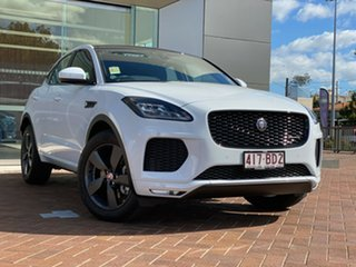 2020 Jaguar E-PACE X540 20MY Standard Chequered Flag 9 Speed Sports Automatic Wagon.