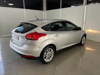 2016 Ford Focus LZ Trend Silver, Chrome 6 Speed Manual Hatchback.
