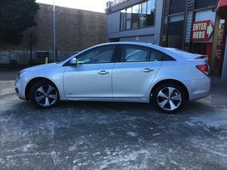 2016 Holden Cruze JH Series II MY16 Z-Series Silver 6 Speed Sports Automatic Sedan.