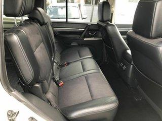 2014 Mitsubishi Pajero NX MY15 GLS White 5 Speed Sports Automatic Wagon