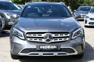 2017 Mercedes-Benz GLA250 4Matic X156 MY17 Grey 7 Speed Auto Dual Clutch Wagon