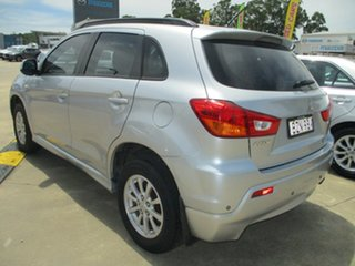2011 Mitsubishi ASX XA (2WD) Silver 5 Speed Manual Wagon