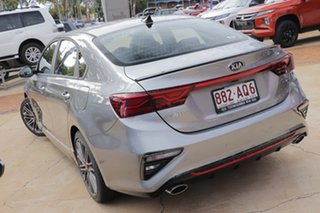2021 Kia Cerato BD MY21 GT DCT Steel Grey 7 Speed Sports Automatic Dual Clutch Sedan