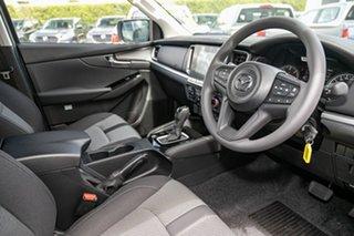 2021 Mazda BT-50 BT-50 B 6AUTO 3.0L DUAL CAB CHASSIS XT 4X4 Ice White CRCCC