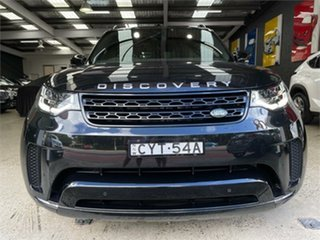 2019 Land Rover Discovery Series 5 L462 HSE Black Sports Automatic Wagon.
