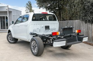 2021 Mazda BT-50 TFS40J XT Ice White 6 Speed Sports Automatic Cab Chassis.
