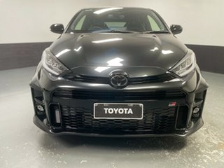 2020 Toyota Yaris Gxpa16R GR Black 6 Speed Manual Hatchback.