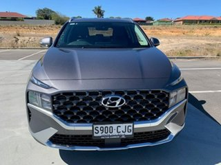 2020 Hyundai Santa Fe Tm.v3 MY21 Elite DCT Grey 8 Speed Sports Automatic Dual Clutch Wagon.
