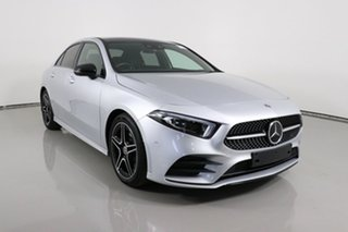 2019 Mercedes-Benz A200 177 MY19.5 Silver 7 Speed Auto Dual Clutch Sedan.