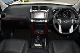 2016 Toyota Landcruiser Prado GDJ150R VX White 6 Speed Sports Automatic Wagon