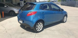 2013 Mazda 2 DE10Y2 MY13 Maxx Blue 4 Speed Automatic Hatchback.