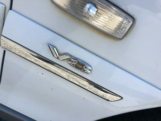 2004 Holden Statesman WK White 4 Speed Automatic Sedan