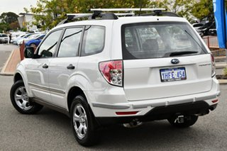 2010 Subaru Forester S3 MY10 X AWD White 4 Speed Sports Automatic Wagon.