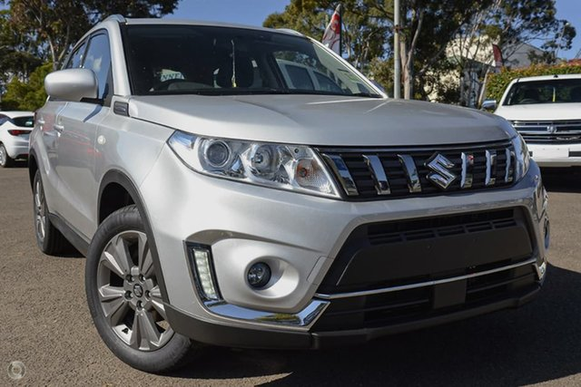 New Suzuki Vitara LY Series II 2WD Cardiff, 2021 Suzuki Vitara LY Series II 2WD Silky Silver 6 Speed Sports Automatic Wagon