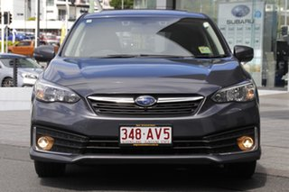 2021 Subaru Impreza G5 MY21 2.0i Premium CVT AWD Magnetite Grey 7 Speed Constant Variable Hatchback