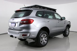 2018 Ford Everest UA II MY19 Trend (4WD 7 Seat) Grey 6 Speed Automatic SUV