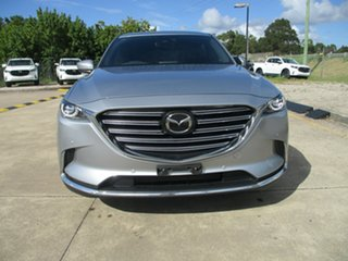 2016 Mazda CX-9 TC Azami SKYACTIV-Drive i-ACTIV AWD Silver 6 Speed Sports Automatic Wagon.