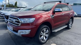 2015 Ford Everest UA Titanium Sunset 6 Speed Sports Automatic SUV.