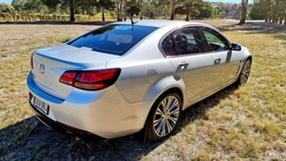 2013 Holden Calais VF MY14 V Silver 6 Speed Sports Automatic Sedan