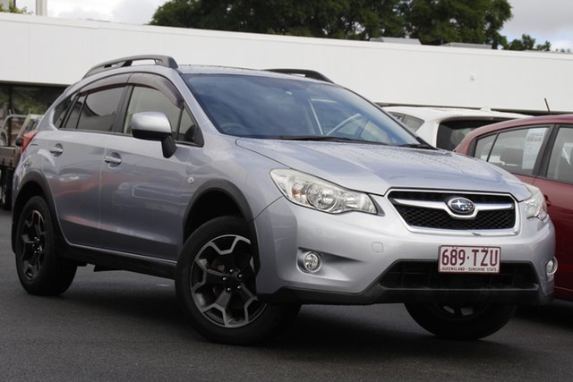 Used Subaru XV G4X MY14 2.0i Lineartronic AWD Mount Gravatt, 2014 Subaru XV G4X MY14 2.0i Lineartronic AWD Silver 6 Speed Constant Variable Wagon