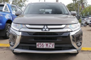 2015 Mitsubishi Outlander ZJ MY14.5 LS 2WD /cloth 6 Speed Constant Variable Wagon.