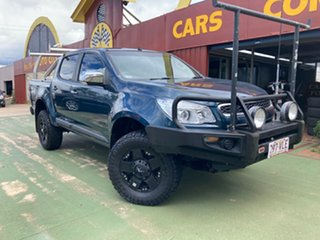 2012 Holden Colorado RG MY13 LTZ Crew Cab 5 Speed Manual Utility.