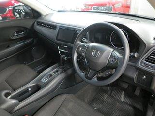 2015 Honda HR-V MY15 VTi Black 1 Speed Constant Variable Hatchback