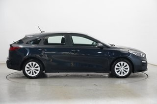 2019 Kia Cerato BD MY19 S Gravity Blue 6 Speed Sports Automatic Hatchback