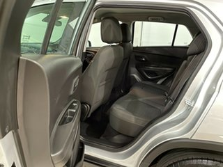 2018 Holden Trax TJ MY18 LS Silver, Chrome 6 Speed Automatic Wagon