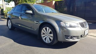 2012 Holden Commodore VE II MY12.5 Z-Series Grey & Black 6 Speed Automatic Sedan.