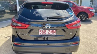 2019 Nissan Qashqai J11 Series 3 MY20 ST+ X-tronic Pearl Black 1 Speed Constant Variable Wagon