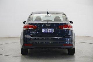 2018 Kia Cerato YD MY18 S Blue 6 Speed Sports Automatic Sedan