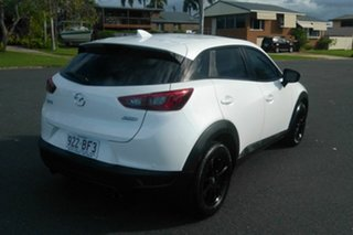2017 Mazda CX-3 DK2W76 Neo SKYACTIV-MT White 6 Speed Manual Wagon.