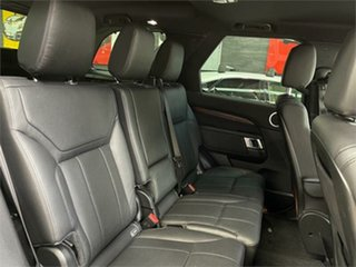 2019 Land Rover Discovery Series 5 L462 HSE Black Sports Automatic Wagon