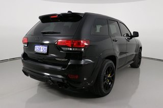 2018 Jeep Grand Cherokee WK MY18 Trackhawk (4x4) Black 8 Speed Automatic Wagon