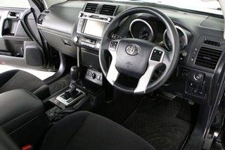 2014 Toyota Landcruiser Prado KDJ150R MY14 GX (4x4) Black 5 Speed Sequential Auto Wagon