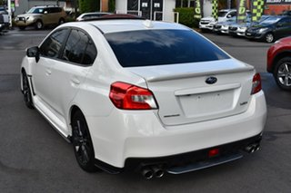 2014 Subaru WRX V1 MY15 AWD White 6 Speed Manual Sedan.