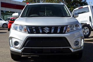 2021 Suzuki Vitara LY Series II 2WD Silky Silver 6 Speed Sports Automatic Wagon.