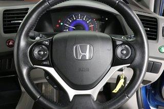 2012 Honda Civic MY12 Sport Blue 5 Speed Automatic Sedan