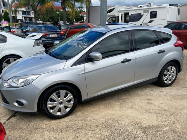Used Ford Focus LW Ambiente PwrShift Toowoomba, 2012 Ford Focus LW Ambiente PwrShift 6 Speed Sports Automatic Dual Clutch Hatchback