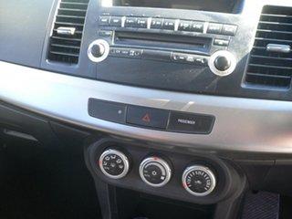 2007 Mitsubishi Lancer CJ MY08 VR Silver 6 Speed Constant Variable Sedan