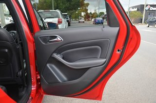 2012 Mercedes-Benz B200 246 BE Red 7 Speed Auto Direct Shift Hatchback