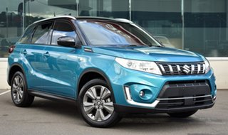 2020 Suzuki Vitara LY Series II 2WD Turquoise 6 Speed Sports Automatic Wagon.