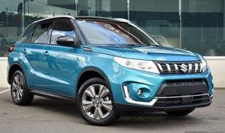 2020 Suzuki Vitara LY Series II 2WD Turquoise 6 Speed Sports Automatic Wagon.