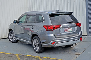 2020 Mitsubishi Outlander ZL MY20 PHEV AWD ES ADAS Grey 1 Speed Automatic Wagon Hybrid.