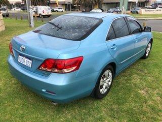 2006 Toyota Aurion GSV40R AT-X Blue 6 Speed Sports Automatic Sedan.