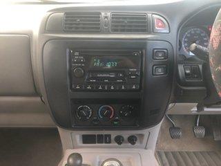 2003 Nissan Patrol GU III ST (4x4) Gold 5 Speed Manual Wagon